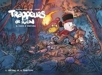 Thomas Priou et  Pog - Trappeurs de rien Tome 3 : Coco a disparu.