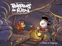 Thomas Priou et  Pog - Trappeurs de rien Tome 5 : La mine des anciens.