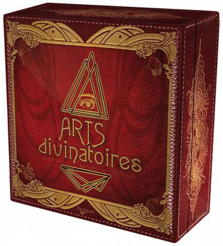 Thomas Rilk et Lucien Liroy - Coffret Arts divinatoire - Tarots divinatoires, radiesthésie, spiritisme, runes.