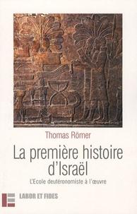 Histoiresdenlire.be La première histoire d'Israël - L'Ecole deutéronomiste à l'oeuvre Image