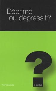 Goodtastepolice.fr Déprimé ou dépressif ? Image