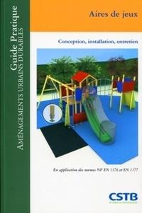 Thomas Sansonetti - Aires de jeux - Conception, installation, entretien.