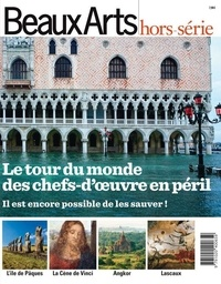 Téléchargez des livres epub pour kindle Le tour du monde des chefs-d'oeuvre en péril  9791020400659 en francais