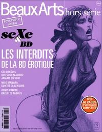 Thomas Schlesser - Sexe & BD Les interdits de la BD érotique.