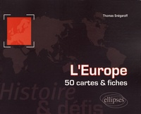 Galabria.be L'Europe - 50 cartes et fiches Image