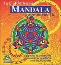 Thomas Steinkaemper et Vera Lohmann - Les plus beaux mandala pour enfants - 85 dessins à colorier.