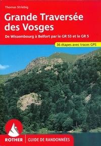 Thomas Striebig - Grande traversée des Vosges.