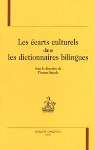 Thomas Szende - Les écarts culturels dans les dictionnaires bilingues.