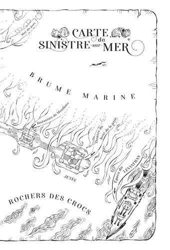 Les chroniques de Sinistre-sur-mer Tome 1 Malamander