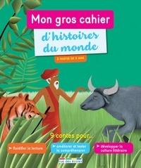 Deedr.fr Mon gros cahier d'histoires du monde Image