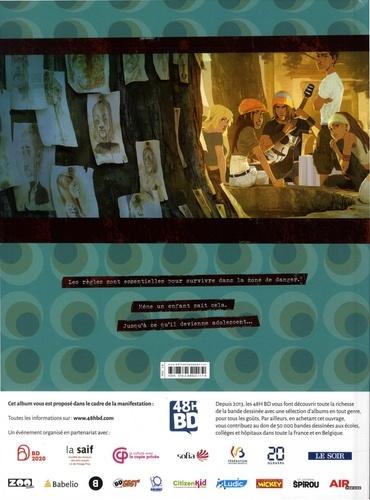 Gung Ho Tome 1 Brebis galeuses. 48H BD 2020 -  -  Edition limitée