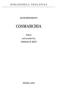 Thomas w. Best - Cosmarchia - Edited and Translated by Thomas W. Best.