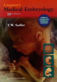 Thomas-W Sadler - Langman's Medical Embriology. 1 Cédérom