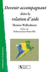 Thomas Wallenhorst - Devenir accompagnant dans la relation d'aide.