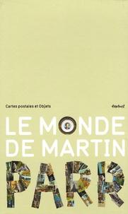 Thomas Weski et Martin Parr - Le monde de Martin Parr - Cartes postales et Objets.
