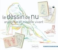 Thomas Wienc - Le dessin de nu - Anatomie et modèle vivant.
