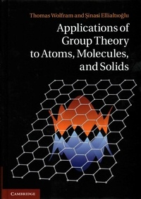 Feriasdhiver.fr Applications of Group Theory to Atoms, Molecules and Solids Image