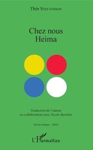 Thór Stefansson - Chez nous Heima.