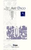 Thora Van Male - Art Dico - A la découverte des lettres illustrées du dictionnaire.