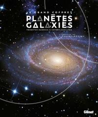 Accentsonline.fr Le grand coffret planètes et galaxies - Coffret en 2 volumes : Planètes, aux confins de notre système solaire ; Galaxie, au coeur des systèmes stellaires Image