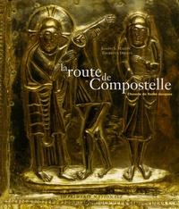 La route de Compostelle- Le chemin de Saint-Jacques - Thorsten Droste |