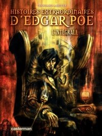 Thouard et  Seiter - Histoires extraordinaires d'Edgar Poe Intégrale : .