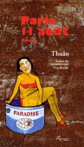 Thuân - Paris 11 août.