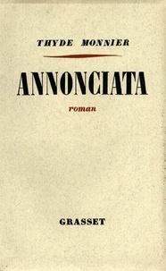 Thyde Monnier - Annonciata.