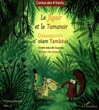 Ti'iwan Couchili et  Sess - Le jaguar et le tamanoir - Conte teko de Guyane.
