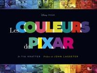 Tia Kratter - Les couleurs de Pixar.