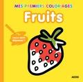 Tiago Americo - Fruits - Colorie sans dépasser !.