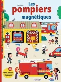 Les pompiers magnétiques - 45 objets, véhicules et personnages magnétiques.pdf