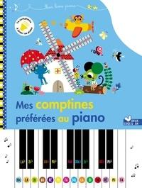 Tiago Americo et Sarah Andreacchio - Mes comptines préférées au piano.