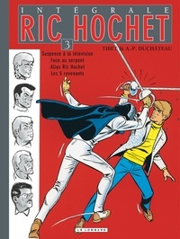 Ric Hochet l'Intégrale Tome 3 -  Tibet | Showmesound.org