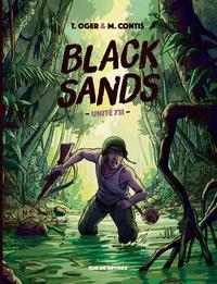 Tiburce Oger et Mathieu Contis - Black Sands - Unité 731.