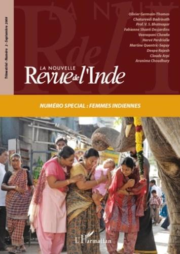 Tiego Bindra et Christine Devin - La nouvelle Revue de l'Inde N° 2 : Numéro spécial : femmes indiennes.