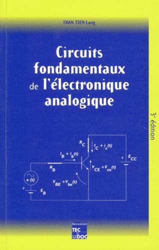 Circuits Fondamentaux De L Electronique Analogique 3eme Edition 1996