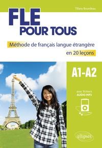 FLE pour tous - Méthode de français langue étrangère en 20 leçons A1-A2.pdf