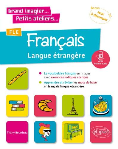 Francais Langue Etrangere Fle Grand Format