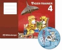 Tiger-Trainer 4 - Arbeitsheft inkl. CD-ROM Mathetiger Basic 4 - Festigung und produktives Üben, 4. Schuljahr.
