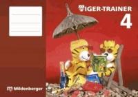 Tiger-Trainer 4 - Arbeitsheft - Festigung und produktives Üben, 4. Schuljahr.