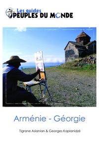 Tigrane Aslanian et Georges Kaplanidze - Arménie-Géorgie.