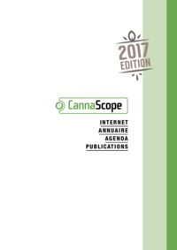 Tigrane Hadengue - CannaScope 2017 - French Edition.