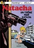 Tillieux et  Walthéry - Natacha - tome 4 - Un trône pour Natacha.