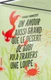 Tilman Rammstedt et Brice Germain - Un amour aussi grand que le désert de Gobi vu à travers une loupe.