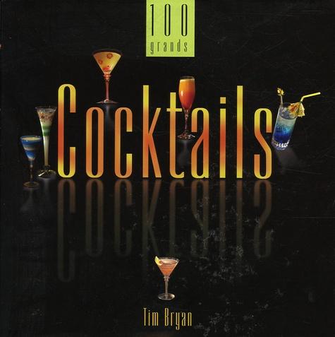 Tim Bryan et Amit Pasricha - Cocktails.
