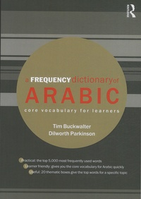 A Frequency Dictionary of Arabic - Core Vocabulary for Learners - Edition bilingue anglais-arabe.pdf