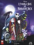 Tim Burton - L'étrange Noël de Monsieur Jack - La BD du film.