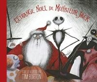 Tim Burton - L'étrange Noël de Monsieur Jack.
