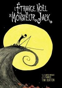 L'étrange Noël de Monsieur Jack- 30 cartes postales signées Tim Burton - Tim Burton |